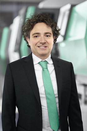 Arburg has appointed Raffaele Abbruzzetti as manager of the company's Italian subsidiary.