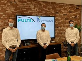Scott Bader Co Ltd has partnered with Pultex GmbH to distribute its composite structural adhesives in Germany.