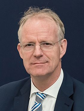 Hans Büthker is currently CEO of GKN Aerospace's Fokker business.