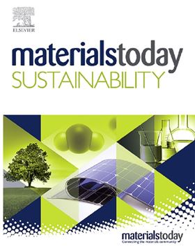 Materials Today Sustainability - Impact Factor Incoming