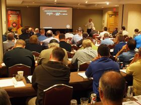 Combustion Seminar & Electrotechnologies Seminar attendees will gain valuable information and insight from experts in the industrial process heating industry.