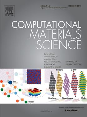Rising Stars in Computational Materials Science