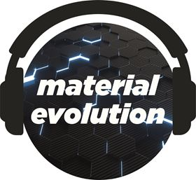 The podcast discusses the latest technologies in the composites and advanced materials industry.