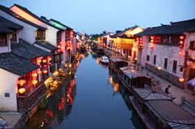 Miba's China site is based in Suzhou.  (Photo courtesy Greir/Shutterstock.com.)