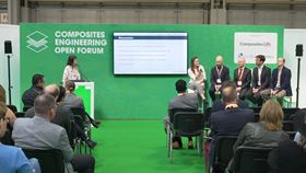 A discussion about composites in the circular economy is now available to view on YouTube.