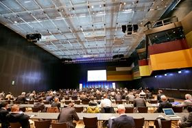 The event takes place from 10 to 12 September in Stuttgart, Germany concurrently with the Composites Europe trade fair.