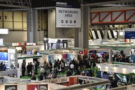 Attendance for the Advanced Engineering show was up 15%.