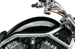 Lincoln Plating finishes much of the chrome work on Harley Davidson's famous motorcycles.