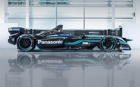 GKN has agreed a multi-year partnership with Panasonic Jaguar Racing.