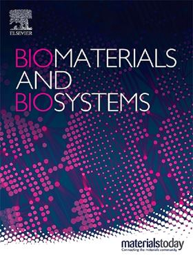 Read the latest published articles from Biomaterials and Biosystems