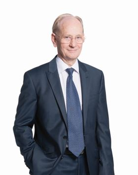 Sir David McMurtry, Renishaw chairman and chief executive.