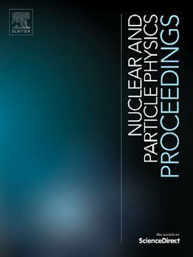 New cover and a new title: Nuclear and Particle Physics Proceedings