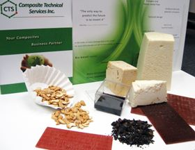 CTS's Exaphen products use a process that extracts phenolic resins from agricultural by-products.