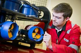 Hardide Coatings has completed its first application for a ROV with Seatronics.