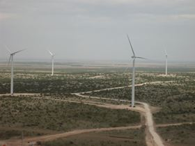 Panther Creek wind farm