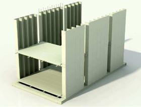 composites offers benefits in modular housing design - materials today