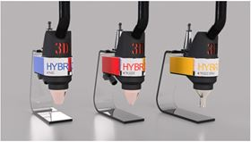 3D-Hybrid offers a range of technologies for existing CNC metal-cutting machines.