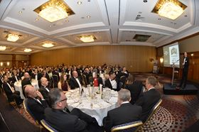 The awards took place on 4 November to celebrate the achievements of composite manufacturers in the UK.