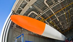 Top story last week: Blade Dynamic's wind turbine blade manufacturing concept.