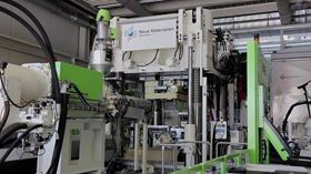 The companies have also developed a production sequence using the three techniques of thermoforming, injection molding and fusion bonding in a primarily automated working facility.