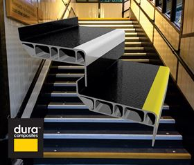 Dura Compositesu0027 Dura Slab Stair Treads Have Won An Award For Innovation In  Composite Design