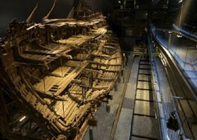 Image Credit- Stephen Foote, Mary Rose Trust