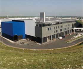 ISIS facility at Rutherford Appleton Laboratory.