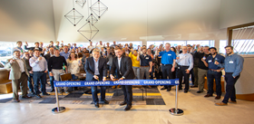 The new facility will house over 80 employees from GKN Hoeganaes, Sinter Metals and GKN Additive.