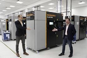 The companies have entered into a joint development collaboration to increase AM quality and efficiency, according to Renishaw.