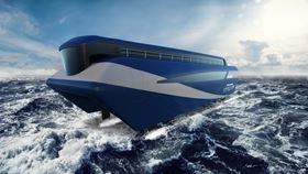 A UK consortium has received a £33 million government grant to develop zero emissions ferries.