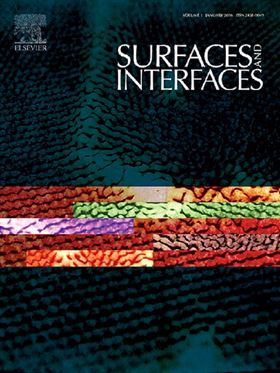 New journal Surfaces and Interfaces launched