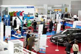 COMPOSITES EUROPE 2010 will be held in Essen, Germany, on 14-16 September.