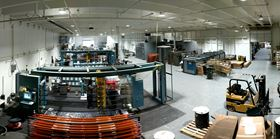 Rock West Composites (RWC) has opened a new, dedicated filament winding facility.