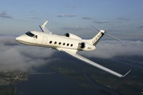 Gulfstream has used low amounts of composites in its aircraft for many years.