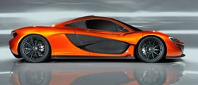 McLaren wants the P1 to be the best driver's car in the world on road and track.