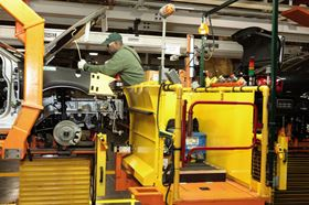 Chrysler's Sterling Heights, Mich., plant produces the Chrysler 200 sedan and convertible models, plus the Dodge Avenger.