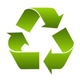 The company plans to recycle greater quantities of secondary materials in the current fiscal year.