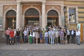 Students at the EPMA's 2013 Summer School.