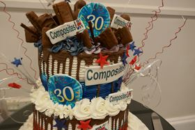 Composites UK has celebrated its 30 years old anniversary.
