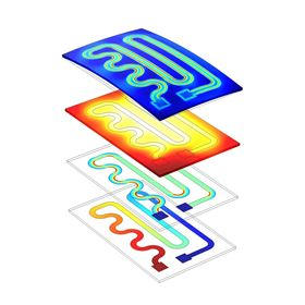 COMSOL Multiphysics® 4.4 shines with a new COMSOL desktop®