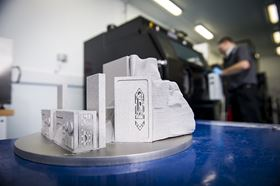 GKN Aerospace and Saab plan to continue developing additive manufacturing (AM) processes.