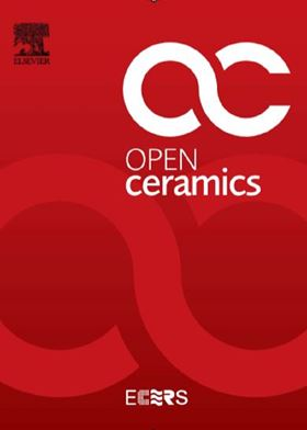 Open Ceramics - First article in press