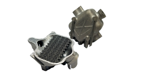 VELO3D has commercially released a way to 3D print parts made of aluminum F357.