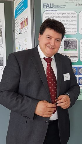 Aldo R. Boccaccini Editor-in-Chief, Materials Letters, in the list of Highly Cited Researchers 2018