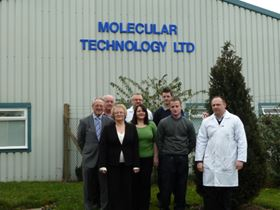 Founded in 1999, MOLECULAR TECHNOLOGY products are well known in the industry and distributed in more than 20 countries.