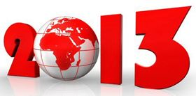 IHS predicts the global economy will hold steady in 2013. (Picture used under license from Shutterstock.com © donskarpo.)