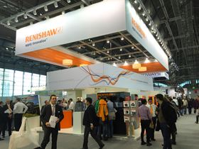 Renishaw is showcasing its range of 3D printing technologies at Formnext.