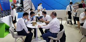 The China Composites show in Shanghai, China welcomed over 20,000 visitors to the exhibition.