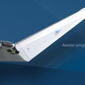 Composite winglets reduce aircraft emissions - Materials Today