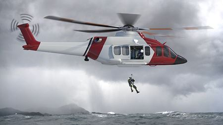TenCate supplies molded parts to helicopter program